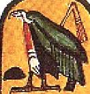 Hieroglief van de Gier.
