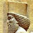 Koning Darius.