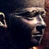 Beeld van farao Userkef