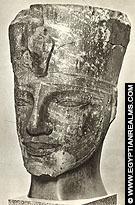 Beeld van Amenhotep III.