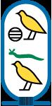 Cartouche van farao Cheops.