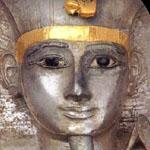 Pharaoh Psusennes I.