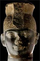 Farao Taharqa.