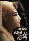 Kunst Schatten uit Egypte.