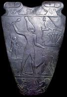Steen van Pharaoh Narmer.