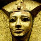 Sarcofaag van Pharaoh Antef I.