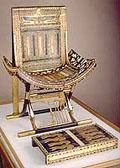 Zetel van Pharaoh.