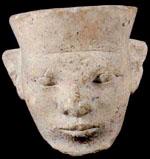 Pharaoh Menes.