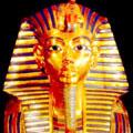 Pharaoh Tutankhamun.