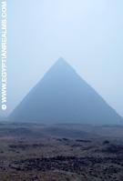 Piramides van Gizeh.