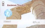 Ticket Karnak Tempel.