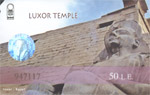 Ticket Luxor Tempel.