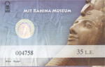 Ticket Mit Rahina Museum.