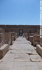 Habu Tempel in Luxor.