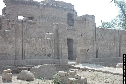 Tempel van Al-Tud.