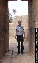 In de Tempel van Al-Tud.