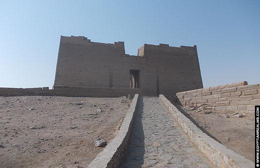 Tempel van Kalabsha in Aswan.