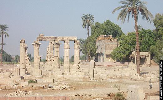 Tempel van Medamut.