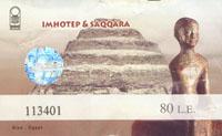 Imhotep & Saqqara