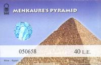 Menkaure Piramide