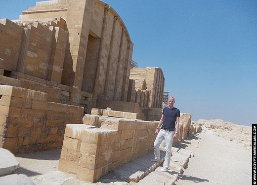 Monumenten van Saqqara