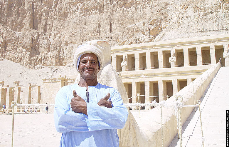 Temple of Hatjepsut, Westbank Luxor