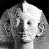Statue of Farao Amenemhat III.