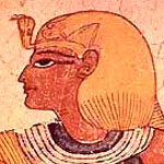 Pharaoh Ramesses XI