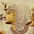 Relief of pharao Seti I.