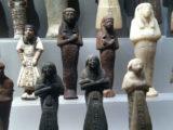 Ancient Egyptian Ushabti at the RMO, The Netherlands.