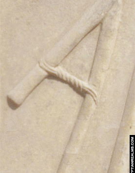 Ancient Egyptian hieroglyph tool