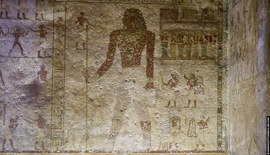 Relief of Amenemhat.