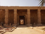 Temple of Seti I at Qurna.
