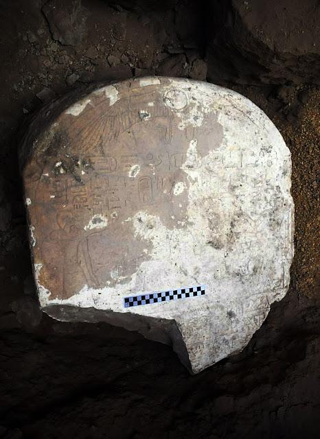 Stele koningin Tetisheri ontdekt
