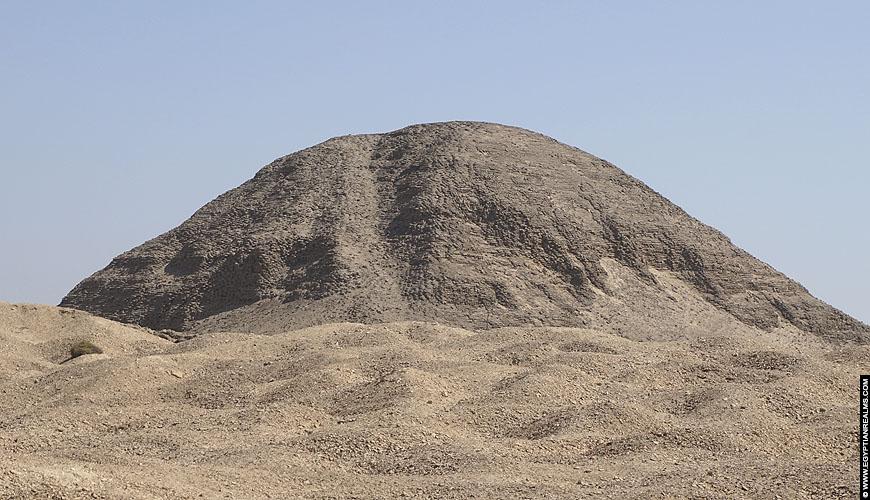 Pyramid of Hawara.