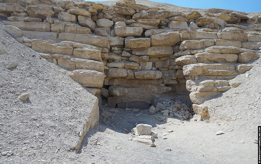 Senusret I Piramide - el-Lisht