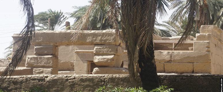Temple of Thoth, Qasr el-Aguz