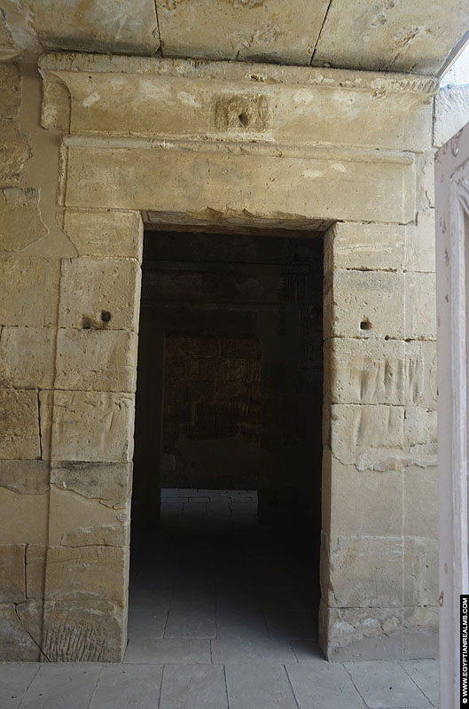 Temple of Thoth at Qasr el-Aguz.