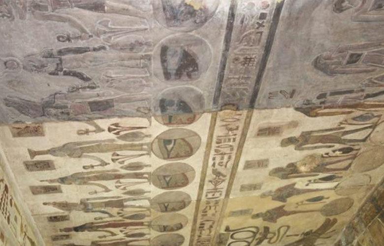 Esna Temple restauration image Luxor Times