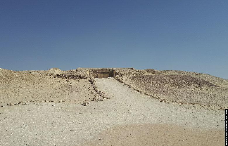 Tomb of Ay, Tell el-Amarna