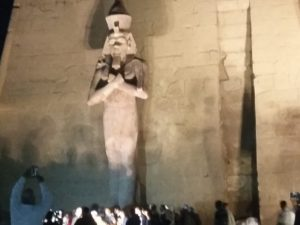 Statue of Ramses II Unveiled at Luxor Temple, Image credit: See Egy