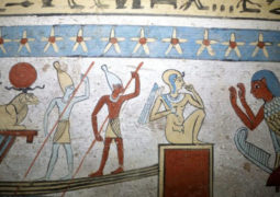 Ptolemaic tomb found at Sohag, image See Egy