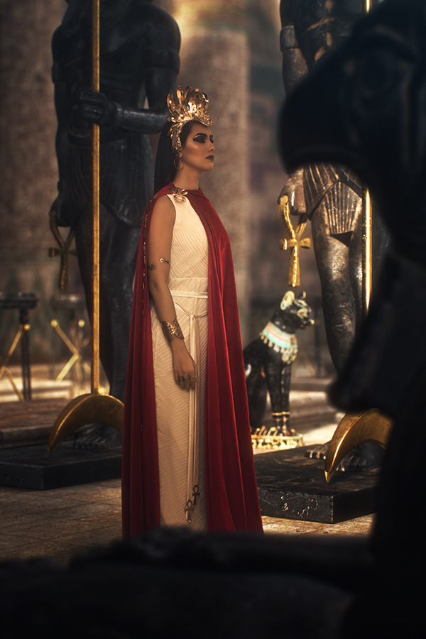 Movie of Egyptian Queen Twosret, image credit: CairoScene