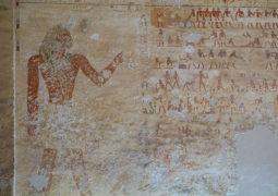 Tomb of Baqet III - Beni Hassan