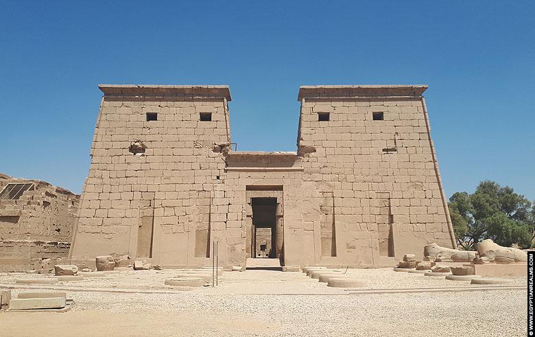 Temple ofKhonsu at Karnak, Luxor