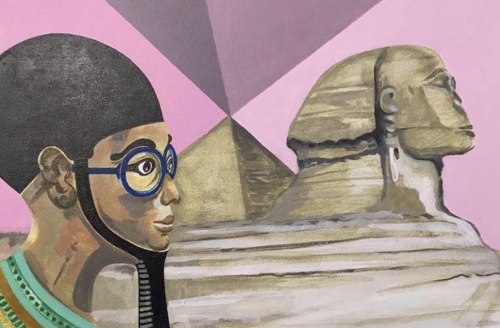 Impression of Ptah. ©M.Drevijn