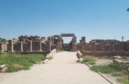 Temple of Amenhotep II at Karnak