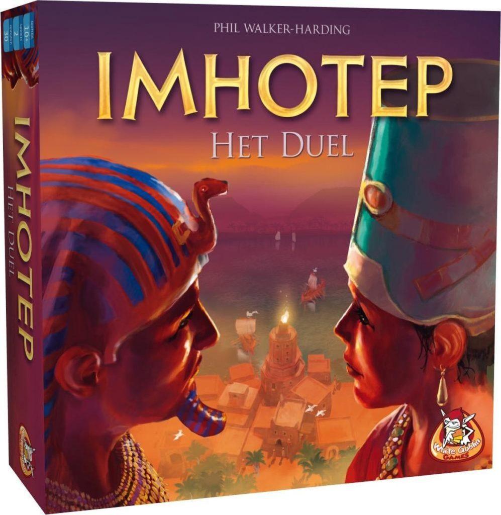Imhotep: Het Duel, Spellen met een Egyptisch thema
