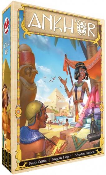 Ankh'or Bordspel, Spellen met een Egyptisch thema