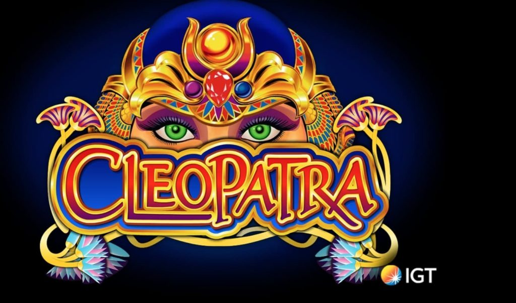 Cleopatra slot, Spellen met een Egyptisch thema